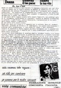20-11-79 elezioni donna