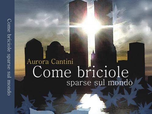 COME BRICIOLE SPARSE SUL MONDO, nel romanzo di Aurora Cantini la tragedia delle Torri Gemelle