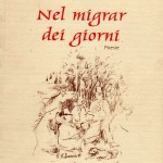 copertina 2° libro di poesie NEL MIGRAR DEI GIORNI 2000