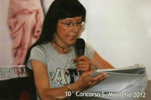 Concorso letterario San Maurelio 2012, premiata la narratrice bergamasca Aurora Cantini