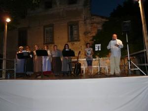Aurora Cantini e Le donne alla fontana a Nembro Cascina Valoti