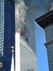 L'11 settembre di Cesare Marcassoli, foto per gentile consessione