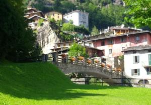 Ponticello a Branzi, Valle Brembana
