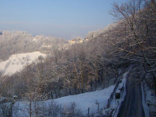 Percorrendo i paesi di montagna, protagonista il mondo del silenzio