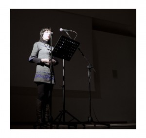 Aurora Cantini a Poesia e musica 2011, Albino