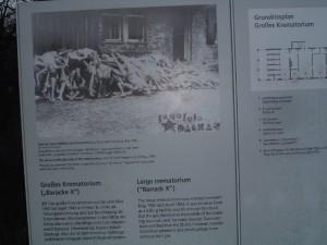 Documenti esposti al Museo del Campo di sterminio a Dachau