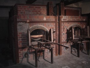 I forni crematori a Dachau