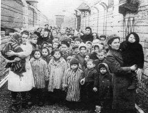I bambini dei campi di concentramento