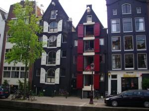 I libri assomigliano a finestre aperte sul mondo (Amsterdam)