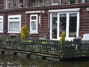 Dalle finestre s'invola la fantasia (Amsterdam)