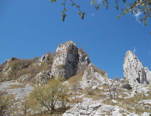 Nel cuore della Cornagera, la salita alla montagna bergamasca