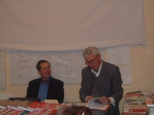 Umberto Zanetti e Sergio Pagliaroli