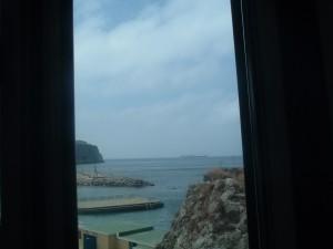 Il litorale della Rocca di Gibilterra