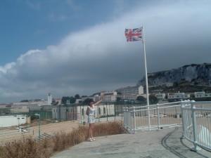 Terra inglese di Gibilterra