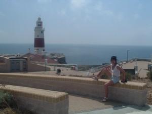 Il faro di Punta Europa (Gibilterra)