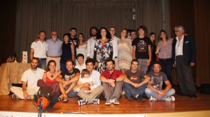 "Foto di gruppo per ""Mafie in pentola"", Selvino Bergamo"
