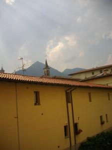 Il convento della Madonna di Guadalupe ad Albino, ampliato e completato dal tenore Mons. Federico Gambarelli
