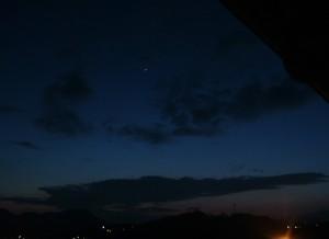 La prima stella della sera, Altopiano Selvino Aviatico -Amora-