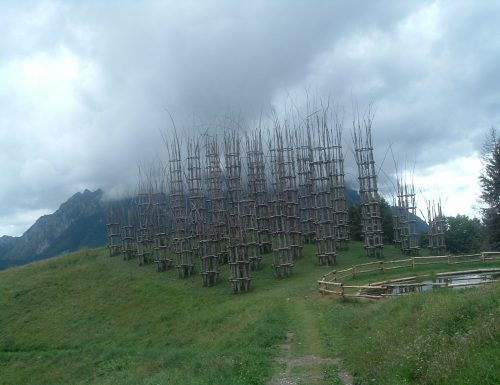 La Cattedrale Vegetale del Monte Arera,  fragile creatura della Terra che non riesce ad abitare il Cielo