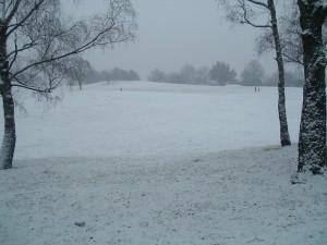Alture nella neve (Baviera)