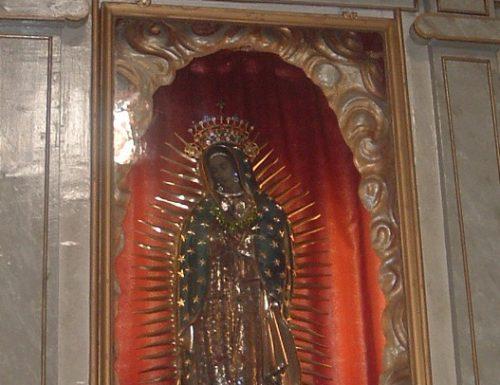 Mille e una Bergamo, storie, tradizioni, luoghi, borghi, voci dimenticate: la Madonna di Guadalupe del Tenore Federico Gambarelli