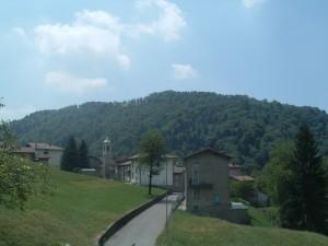 Il borgo della Tagliata di Cornalba