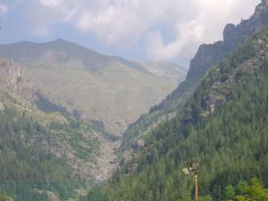 0 Il primo sguardo alla diga del Gleno
