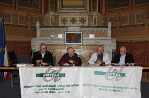 """Il tavolo della Giuria del X Concorso di poesia """"Enrico Brianza"""""""