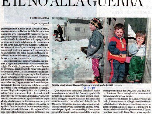 I bambini dimenticati di Drenica, 25 anni fa la strage in Kosovo