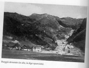 1 Dicembre 1923 Diga del Gleno