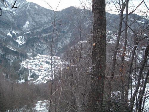 Mille e una Bergamo, storie, tradizioni, luoghi, borghi, voci dimenticate -il Santuario della Vergine del Monte Perello-