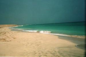 Spiagge africane, libertà sull'orizzonte