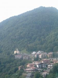 La chiesina di San Rocco, Aviatico, Bergamo