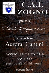 Cai Zogno e Aurora Cantini