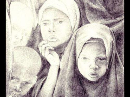 HAITI e gli occhi spenti dei bambini schiavi
