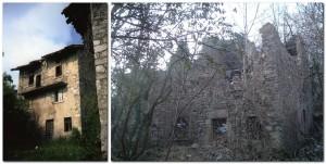 Il borgo di Predale, come era e come è