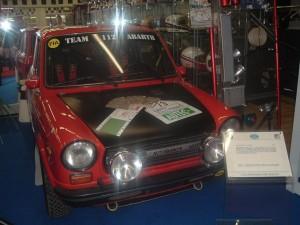 Museo dell'automobile Bonfanti Vimar, Romano d'Ezzelino