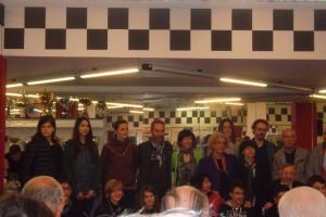 """I Premiati alla 7^ Edizione del Concorso Letterario """"Voci Verdi 2014"""" Bassano del Grappa"""