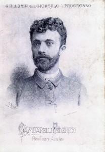 Federico Gambarelli Tenore