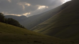 distese desolate di montagna