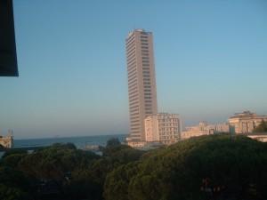 Cesenatico, il Grattacielo