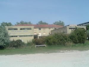Colonia abbandonata a Cesenatico