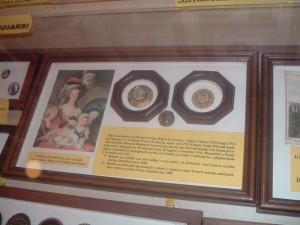 Bottoni di Maria Antonietta di Francia