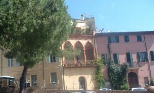 Un angolo di Santarcangelo