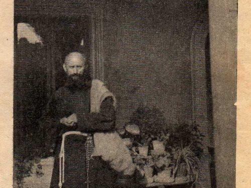 PERSONAGGI D'ALTOPIANO In un libro la vita dell'umile questuante Fra Pacifico da Amora (1883 – 1937)