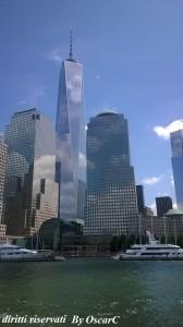 Freedom Tower Ground Zero, 2014, by Oscar Carrara