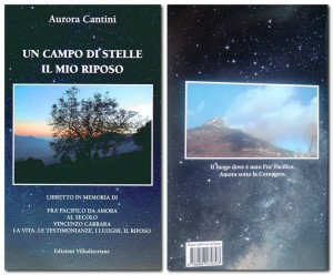 Libretto in memoria di Fra Pacifico da Amora, Edizioni Villadiseriane Bergamo