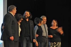 Gianfranco Gambarelli, Laura Pesenti, Maurizio Stefanìa, Aurora Cantini, Luigi Gandossi, Franca Mismetti