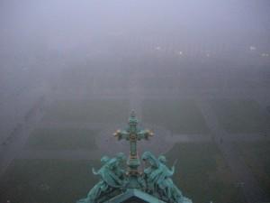 La Croce sul Duomo di Berlino