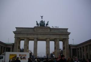 La Porta di Brandeburgo, di Oscar Carrara